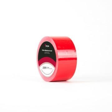 PRECINTO PVC (BO) VERMELL 66X50