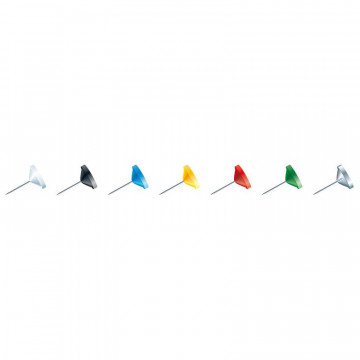 AGULLES CAP RODO 08x16 VERMELL (20u)