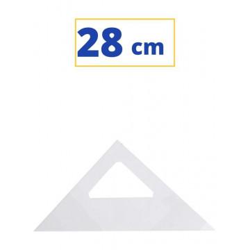 ESCAIRE PLASTIC 28 cm sense graduar