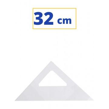 ESCAIRE PLASTIC 32 cm sense graduar