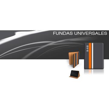 "FUNDA TABLET UNIVERSAL  6"" A ZIRON LEMANS GRIS"
