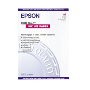 PAPER DIN A3 EPSON PHOTO QUALITY (100u)