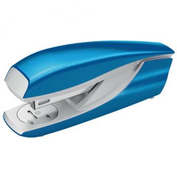 Grapadora sobremesa Azul metalizado 635 WOW Leitz