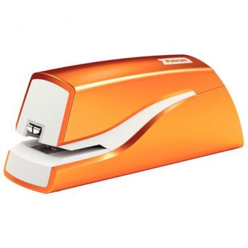 Grapadora eléctrica naranja E-310 Wow