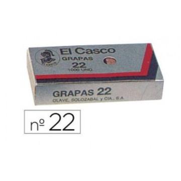 GRAPES  22 GALVANIZADAS (1000u) CASCO