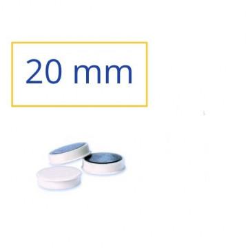IMAN RODO 13 mm. BLANC