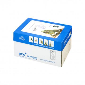 Papel A3 80 gr. 500 hojas blanco multifunción Eco+ premium