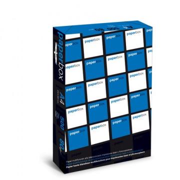 Papel A3 80 gr. 500 hojas blanco multifunción Paperbox