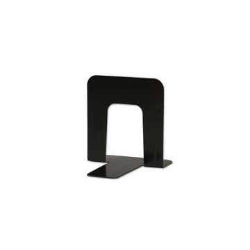 SOPORT LLIBRES 127x120 (doble L) NEGRE (2u)