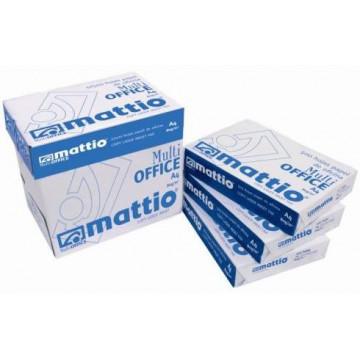Papel A4 80 gr. 500 hojas blanco multifunción Ofiexperts PLUS ECO