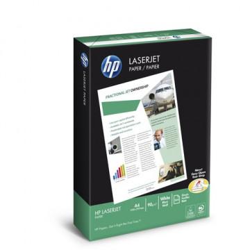 Papel A4 90 gr. 500 hojas blanco láser Hp LaserJet