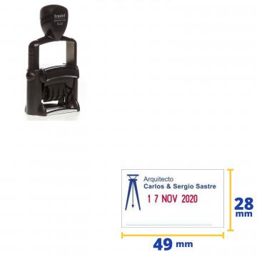 PRINTY DATADOR PLACA (048x028) 5440 CASTELLA