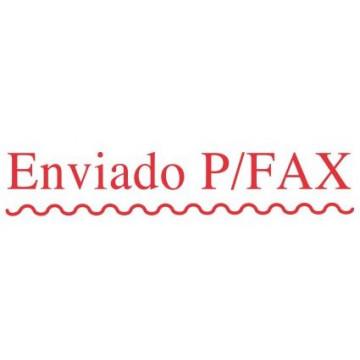 "SEGELL TRODAT F ""ENVIADO POR FAX""(4911)"
