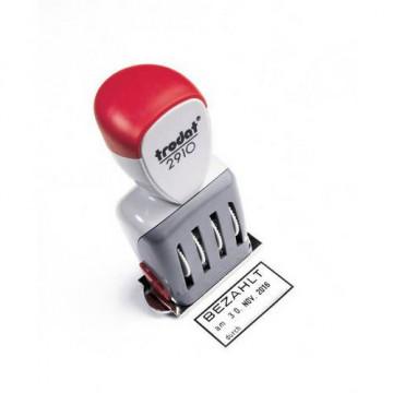 DATADOR AMB PLACA (060x040mm) MANUAL TRO2910P07