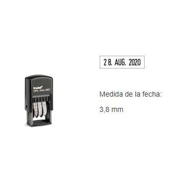 DATADOR TRODAT PRINTY 4810 3,8 mm. ANGLES