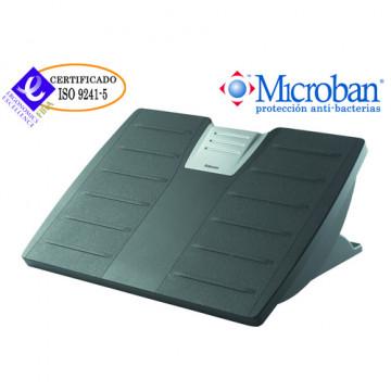 Reposapiés ajustable 340x455x118mm  Office Suites