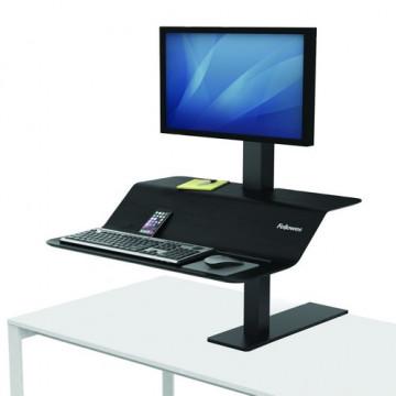 Estación de trabajo Sit-Stand Lotus™ VE  monitor individual Fell