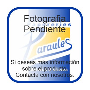 ETIQUETA KRAFT RODONA 45mm IDEAL SEGELL SEC  (100u.)