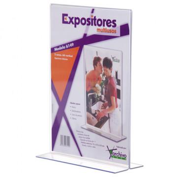 """EXP. TRANSP. DIN-A3 FOTO """"T"""" SOBRETAULA"""