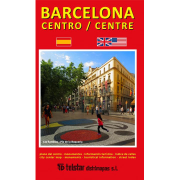 PLANELL BARCELONA CENTRE CASTELLA / ANGLES