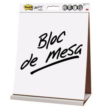 BLOC PISSARRA 3M 563 (20 fulls) 504x584 LLIS Caballet per Taula