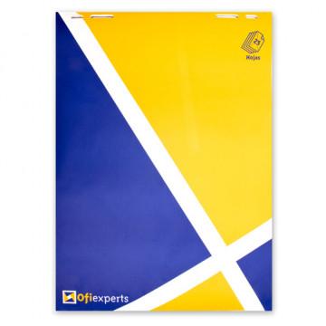 BLOC PISSARRA CONFERENCIA CUADRICULA (50f) (65x90)