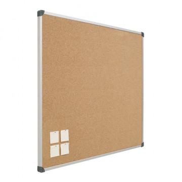 Tablero Anuncios Corcho Visto 100x150 cm. Planning