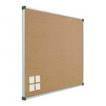 Tablero Anuncios Corcho Visto 60 x 80 cm. Planning