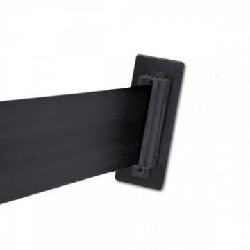 Terminal de pared para cinta retráctil