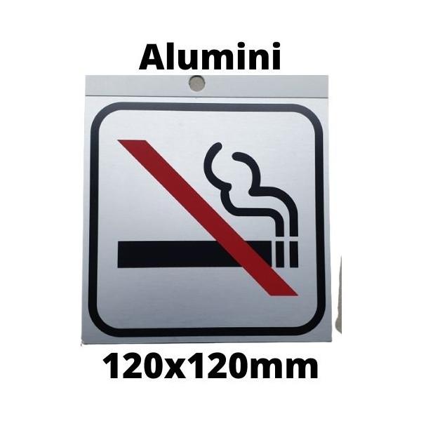 ZZ Simbolo 83mm prohibido fumars