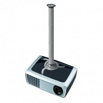 Soporte para videoproyector techo  de 50-100 cm. Planning Sispla