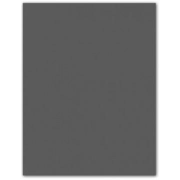 CARTULINA 180gr 500X650 GRIS FOSC PLOM