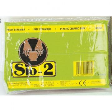 FANG 1,5 Kg Sio-2 (BARRO, ARCILLA)