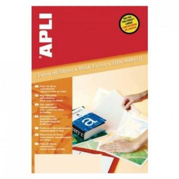 FORRO ADHESIU TRANSPARENT 333x241 (10u) APL10230           (ABO)