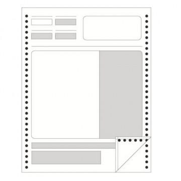 PAPER CONT. FACTURA 3T (350u) APLI 135