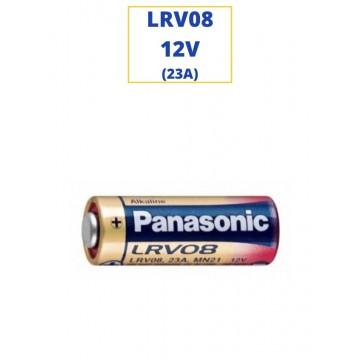 PILA PANASONIC ALKALINA LRV08 12V 23A