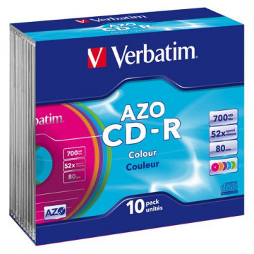CD 80 MIN. 700MB