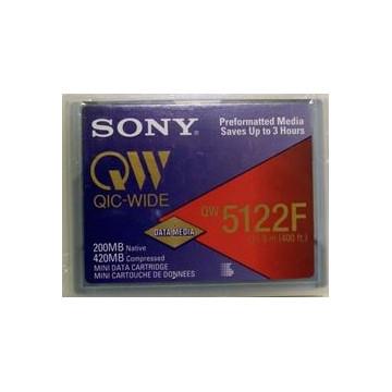 DATA CARTRIDGE MINI QW5122F 420MB (SONY)