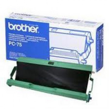 RIBBON FAX BROTHER PC75