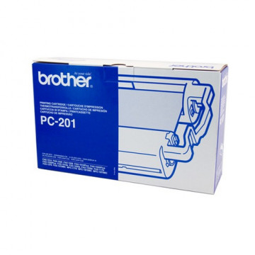 ZZ RIBBON FAX BROTHER PC201