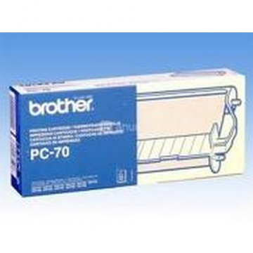 ZZ RIBBON FAX BROTHER PC70