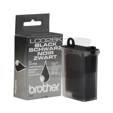 CARTUTX BROTHER (LC02BK) NEGRE