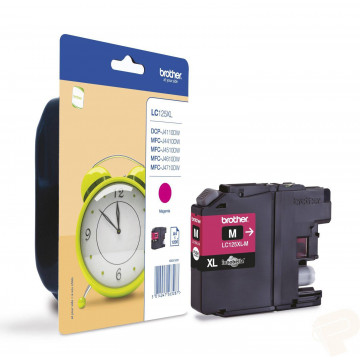 CARTUTX BROTHER (LC125XLM) MAGENTA