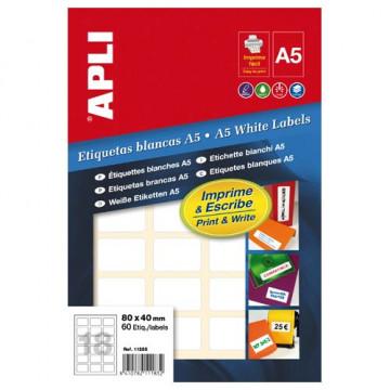 ETIQUETES A5 (0130x0500) (017f/40ef) APL01863