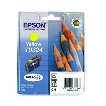 CARTUTX EPSON (T032440) YELLOW